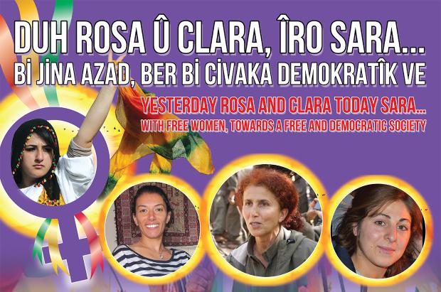kurd roj-womens-8-mart-a3-poster
