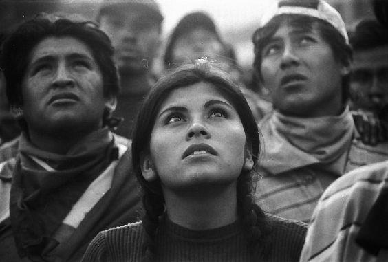 L@s guerrer@s del agua, Cochabamba 2000