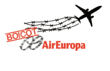 Boicot Air Europa. Stop deportaciones (campaña permanente)