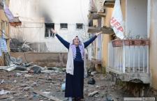 Más de 150 muertos tras asaltar el Ejército turco tres refugios en la ciudad de Cizre
