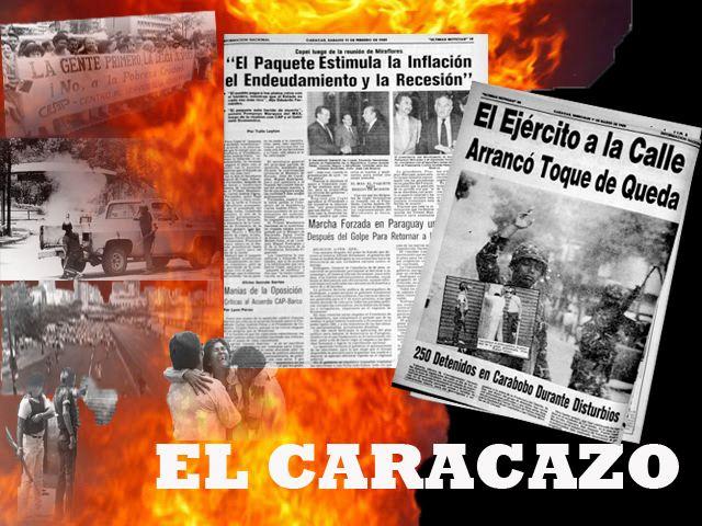 El Caracazo. Últimas Noticias