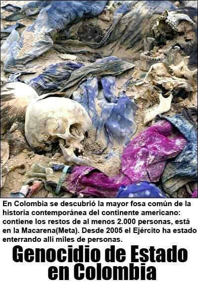 Genocidio de estado