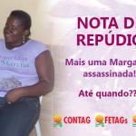 Otra Margarita asesinada en Brasil ¿hasta cuándo?