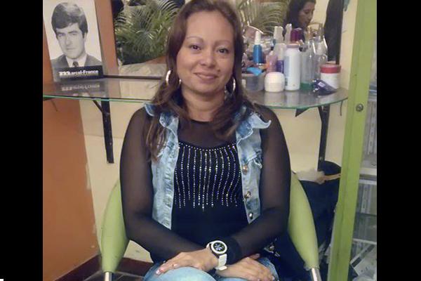 Maricela Tombé, presidenta de la Asociación Campesina Ambiental de Playa Rica (Ascap) del municipio de El Tambo Cauca