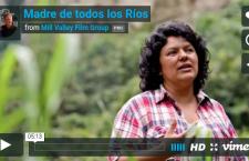 Habla Berta Cáceres