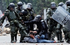 En Colombia: LA PAZ DEL ESTADO NO ES NUESTRA PAZ