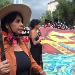 Doña Trini (de Atenco): Una vez que eres consciente del problema, ya no puedes dar la espalda a otros