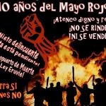 A 10 años del #MayoRojo en Atenco ¡los machetes siguen alzados!