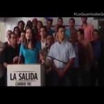 """Documental """"la Salida, Lo que nadie quiere"""", la violencia golpista en Venezuela"""