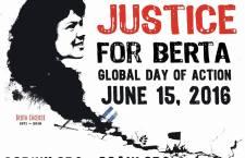 #JusticiaParaBerta Cáceres. ¡Paremos el Proyecto Agua Zarca!