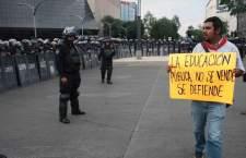 """""""Tiren a matar"""", fue la orden contra lxs maestrxs en Oaxaca"""