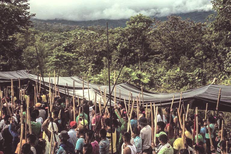 """La """"Minga Nacional"""" en Colombia: lecciones de lucha y unidad para los tiempos que se vienen"""