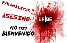 Medalla de honor al asesino mayor. La UIMP condecora al genocida Álvaro Uribe