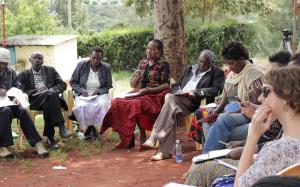 Apropiación empresarial de semillas en África