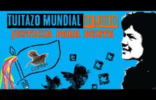 4 meses de impunidad: COPINH sigue exigiendo #JusticiaParaBerta (vídeo)