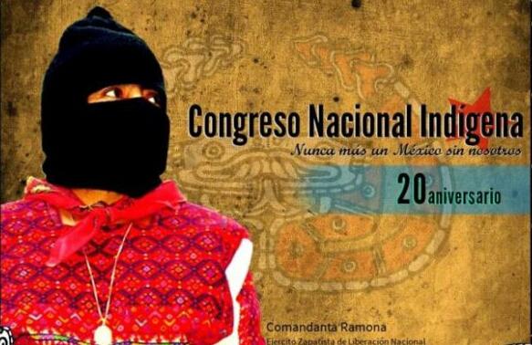 QUE RETIEMBLE EN SUS CENTROS LA TIERRA. Comunicado del Congreso Nacional Indígena y el EZLN