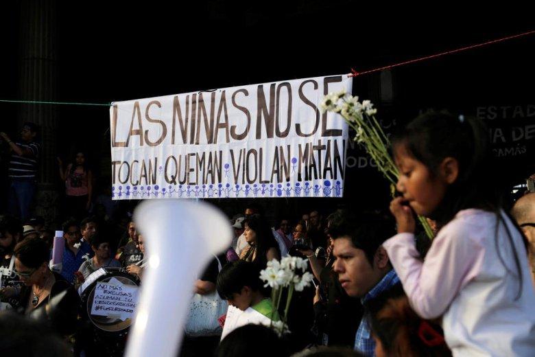 Un crimen del Estado neoliberal en Guatemala