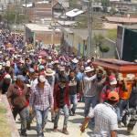 ¡ALTO A LA REPRESIÓN EN MICHOACÁN! Al menos cinco campesinos fusilados. Así trata el Estado mexicano a sus pueblos originarios.